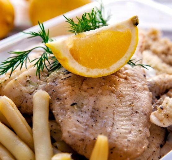 Catering dietetyczny WEGE+RYBY