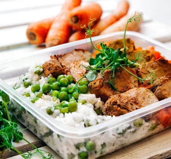 catering dietetyczny Bez ryb