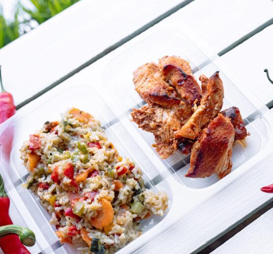 Catering dietetyczny – Sport