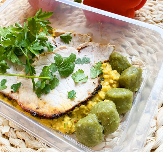 Catering dietetyczny - Low Carb